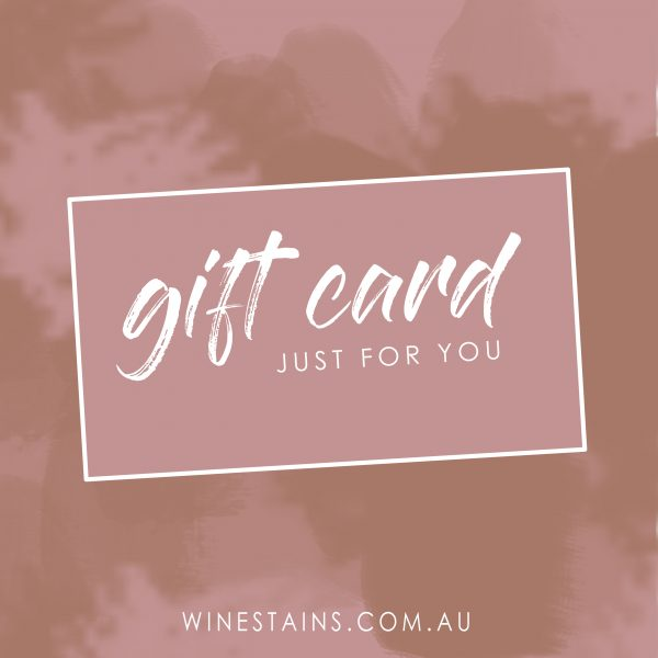winestains gift card